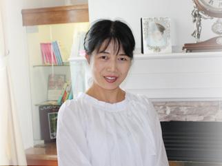 2009年6月 カモミール・ローマンの美人さん