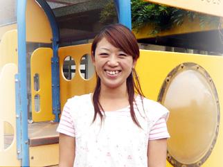 2009年10月 こばと幼稚園の美人さん