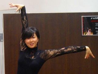 2010年1月 別符ダンスアカデミーの美人さん