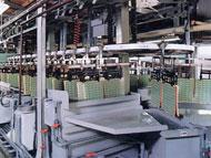 プリント基板用自動電解硬質金めっき装置