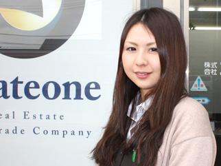 2012年5月 株式会社エステート・ワンの美人さん