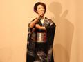 歌謡ショー 岡田 しのぶさんのステージ